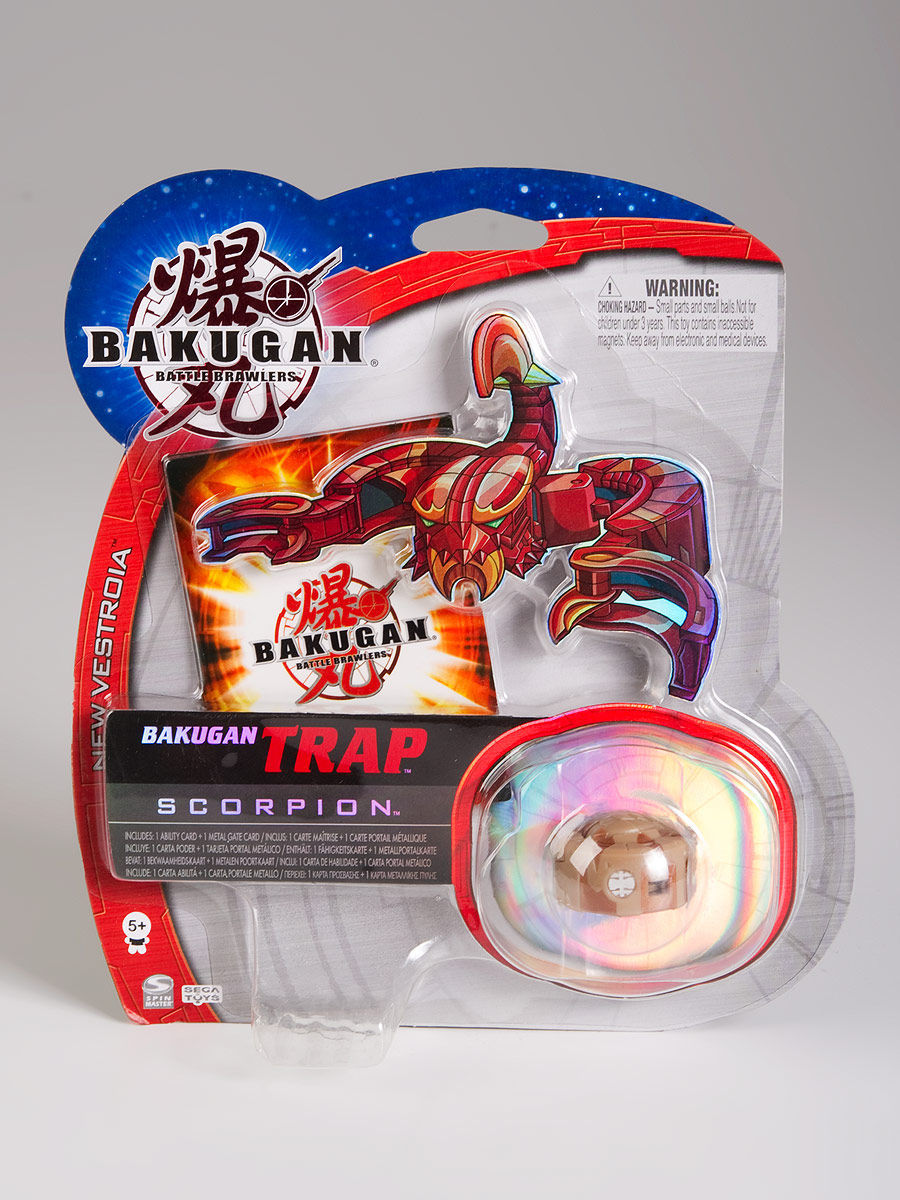 Pictures of trap bakugan
