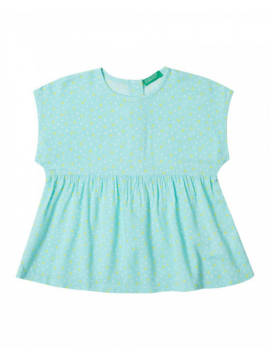 Рубашка United Colors of Benetton 11348210 в интернет-магазине Wildberries.ru