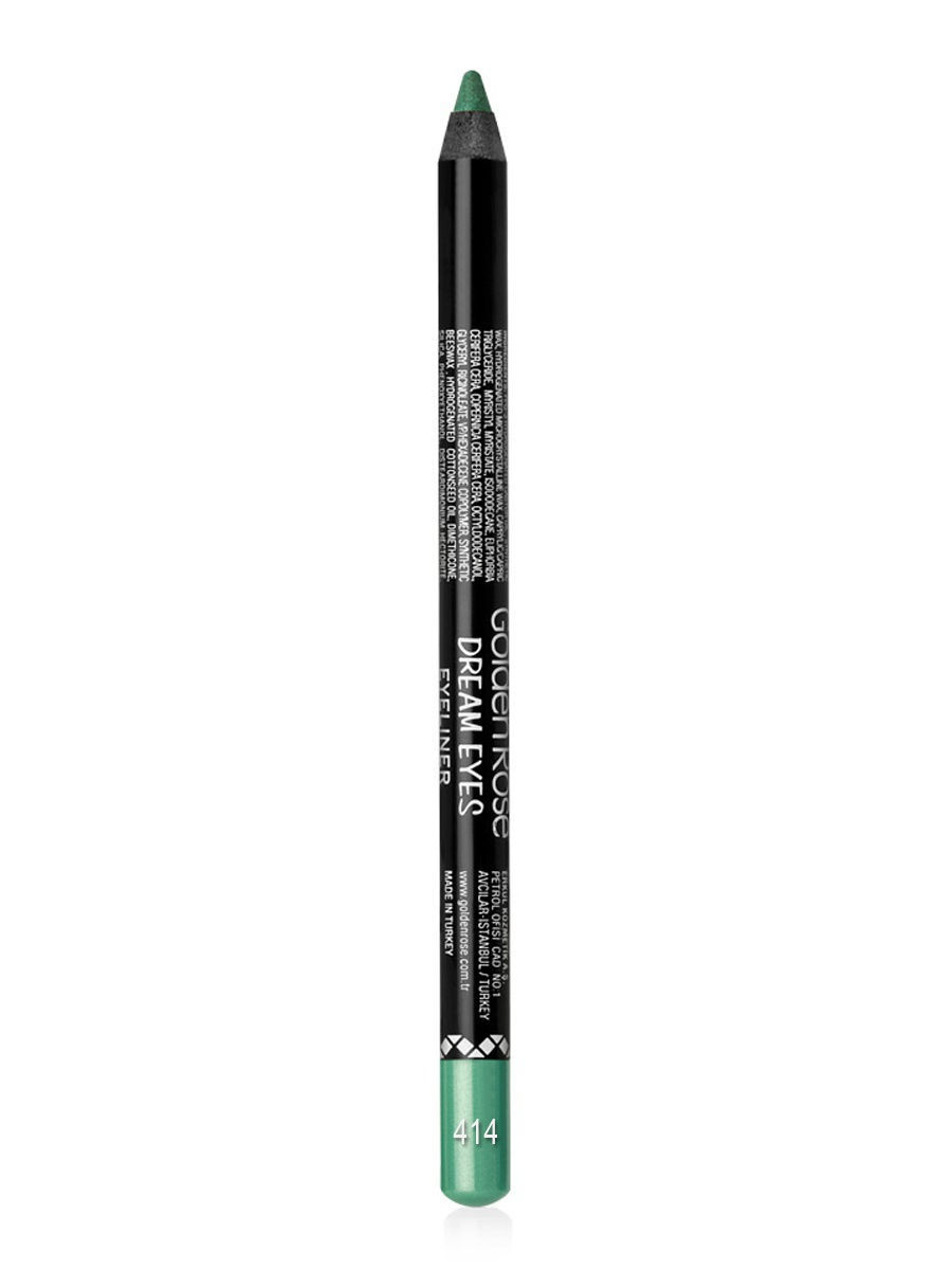 Карандаш для глаз  DREAM EYES EYELINER. Тон 401-427. Golden Rose.. 12167910 в интернет-магазине Wildberries