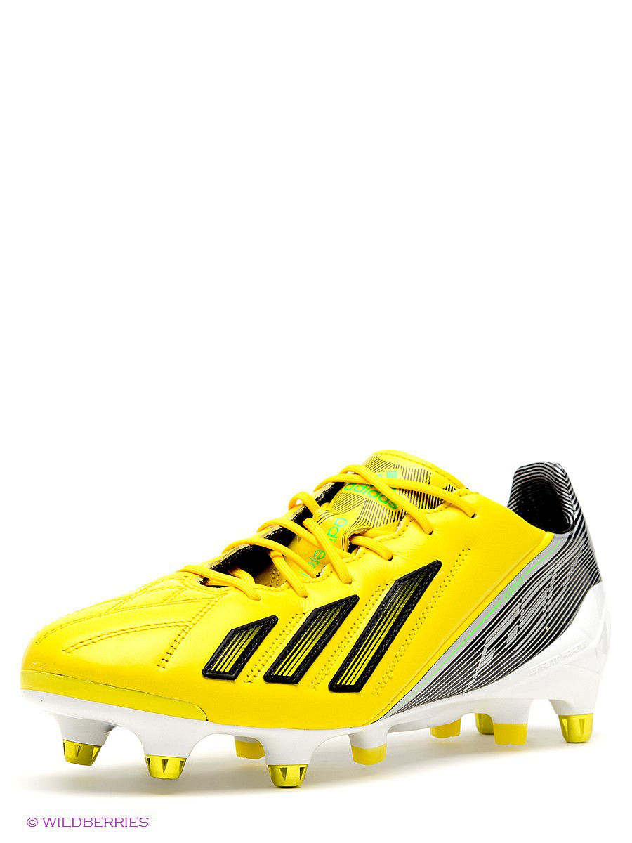 1b4725b2 Бутсы adizero F50 Adidas 1364904 в интернет-магазине Wildberries.ru
