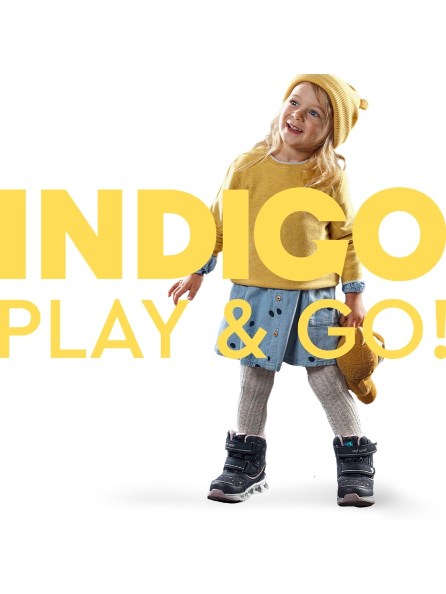Ботинки Indigo kids 13958338 в интернет-магазине Wildberries.ru