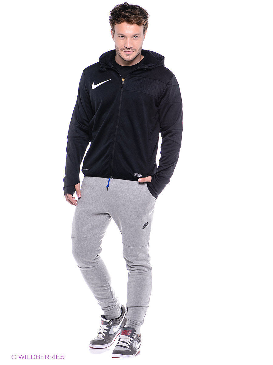 e6253b00 Брюки TECH FLEECE PANT Nike 1646674 в интернет-магазине Wildberries.ru