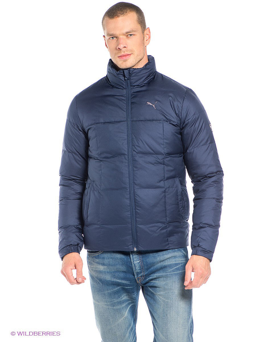67b4d81b007e25 Пуховик ESS Down Jacket PUMA 1723290 в интернет-магазине Wildberries.kz