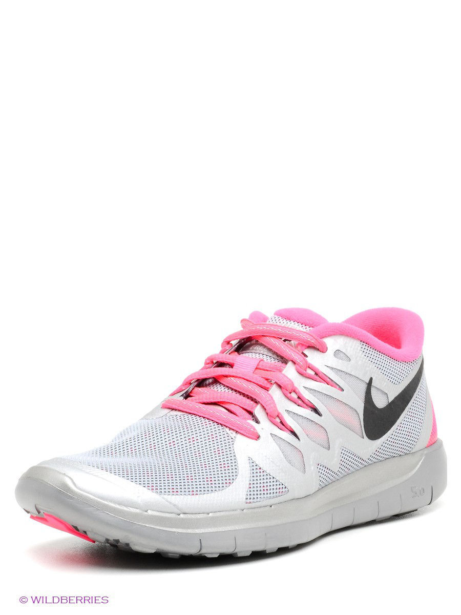 кроссовки nike free 5.0 flash (gs) nike running