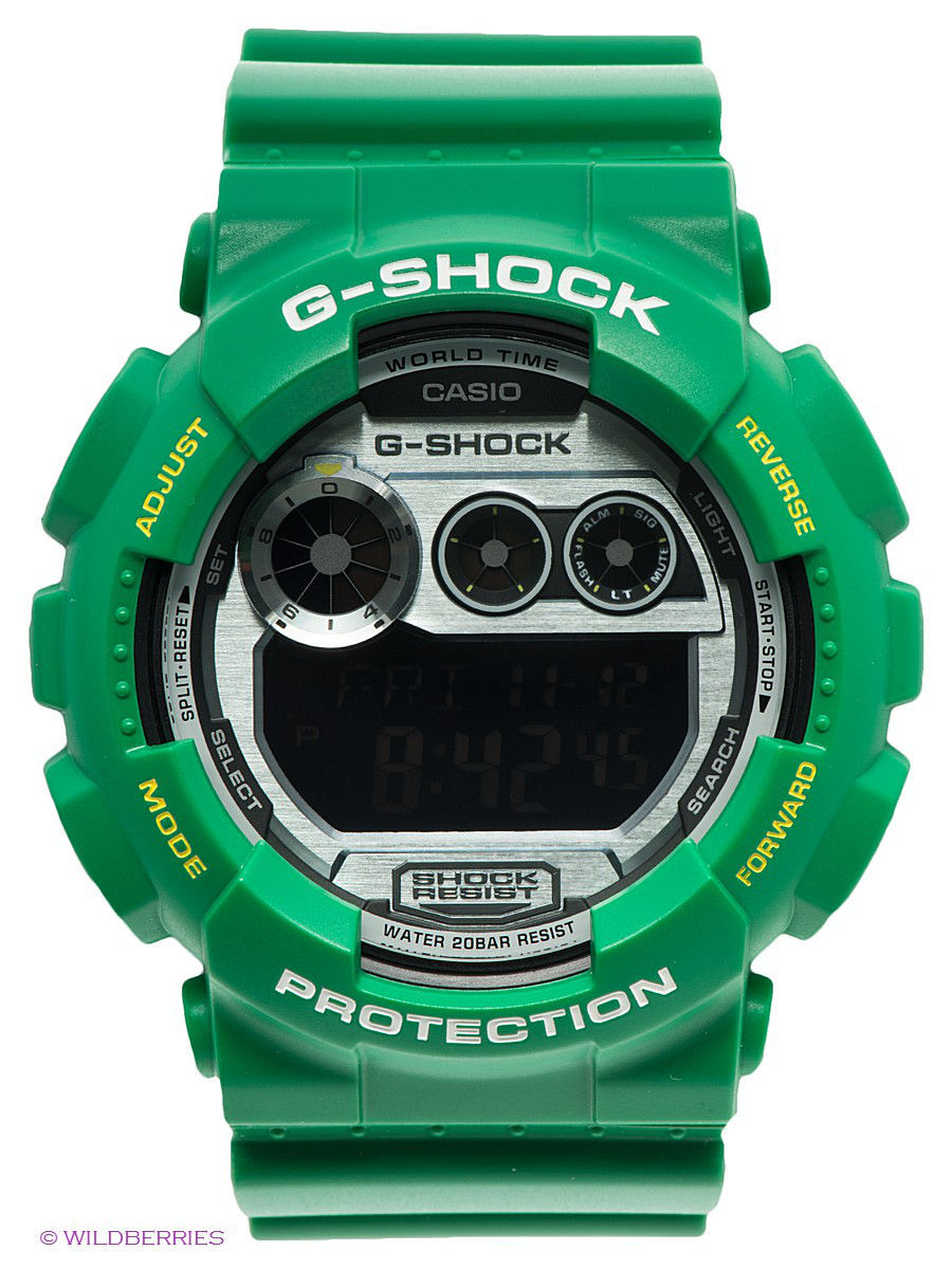 Casio G-shock Касио Джи Шок - time-japanru