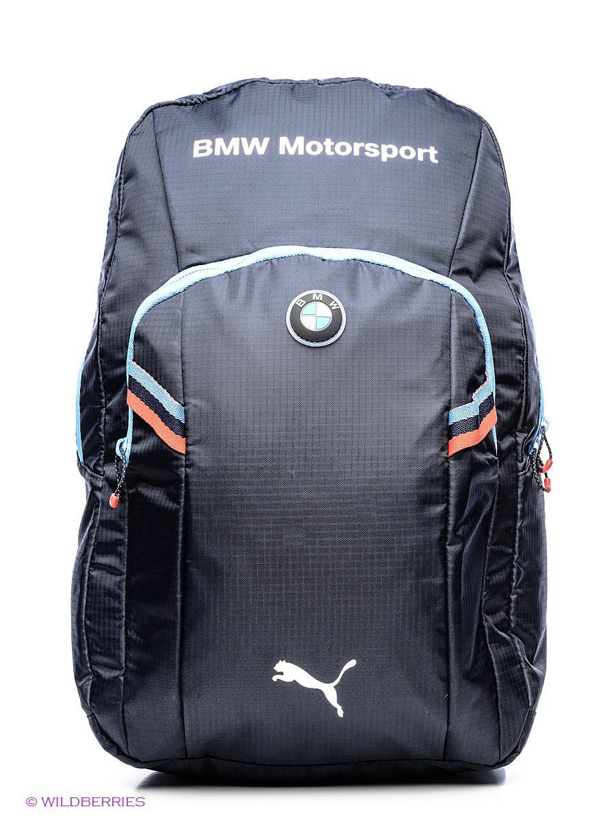 bmw motorsport backpack puma 2197544. Black Bedroom Furniture Sets. Home Design Ideas