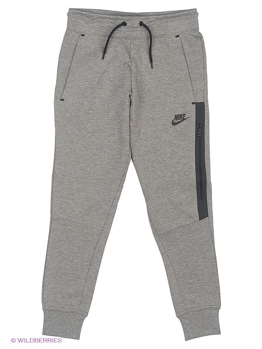 94b4e092 Брюки NIKE TECH FLEECE PANT YTH Nike 2551616 в интернет-магазине  Wildberries.ru