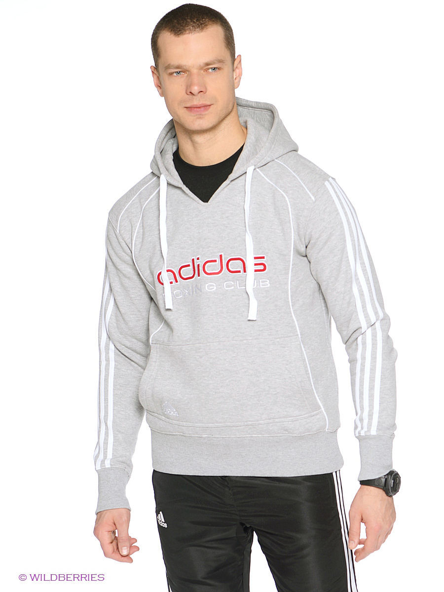 8d73257a Худи Hoody Sweat Boxing Club Adidas 2604654 в интернет-магазине ...