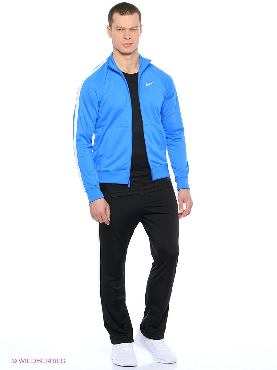 Костюм NIKE SEASON POLY KNIT TRK SUIT Nike 2818702 в интернет ... 150cb338097
