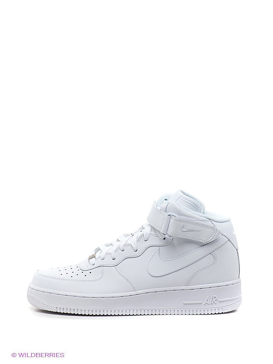 60ff09ea Сникеры AIR FORCE 1 MID '07 Nike 313088 в интернет-магазине ...