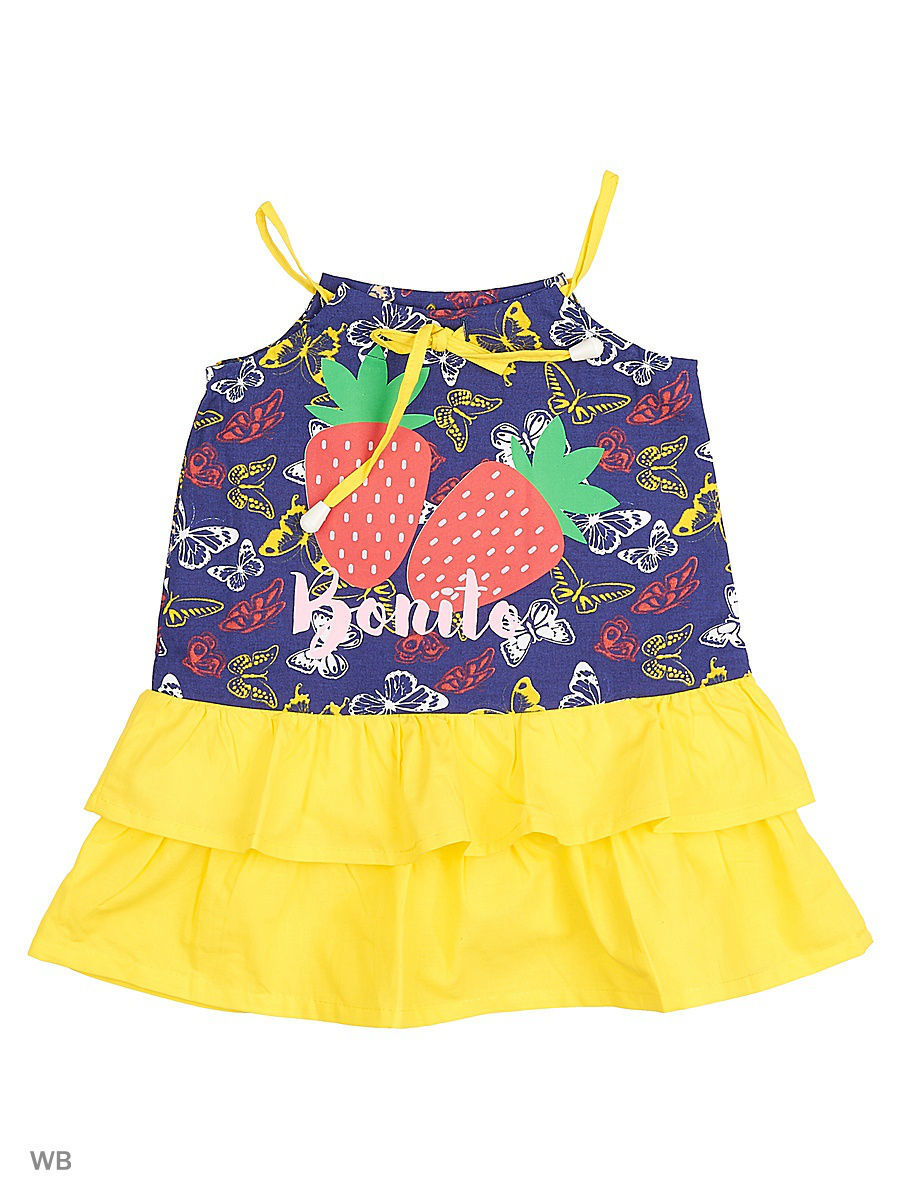 Сарафан Bonito kids 3503218 в интернет-магазине Wildberries.ru