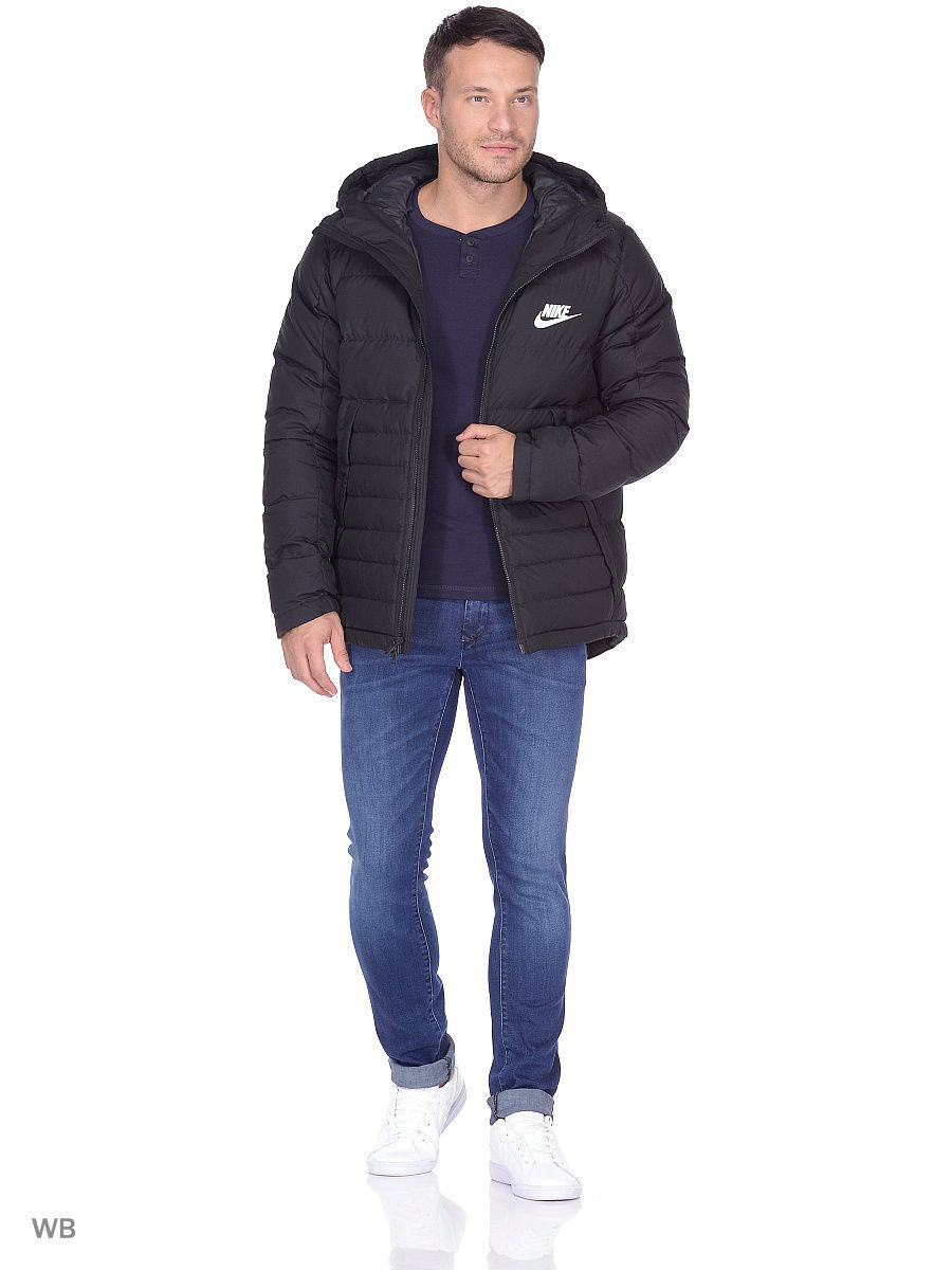 3c886952 Пуховик M NSW DOWN FILL HD JACKET Nike 4439200 в интернет-магазине  Wildberries.ru