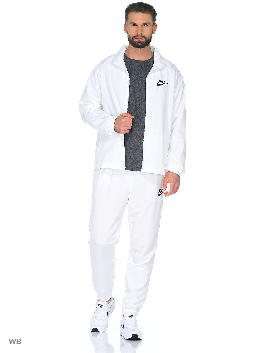 Костюм M NSW TRK SUIT WVN BASIC Nike 4549844 в интернет-магазине ... 74a8ef294d3