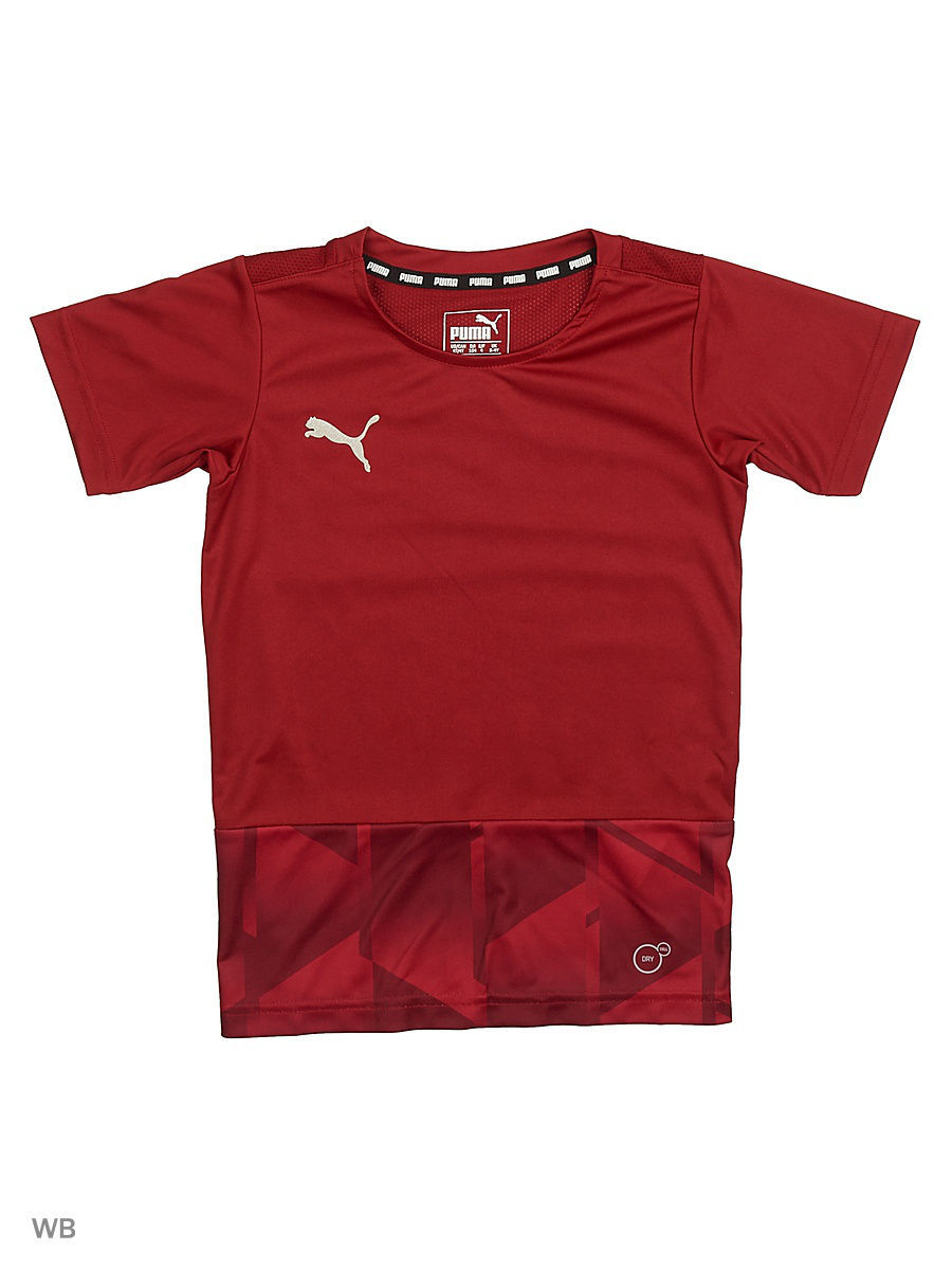 Футболка ftblNXT Graphic Shirt Jr PUMA 5123298 в интернет-магазине ... 3b19eb66185