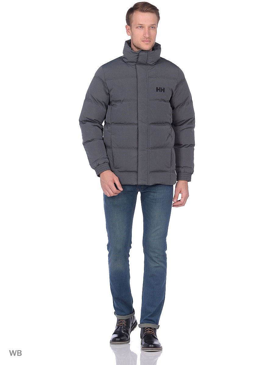 a6ea39b4add Пуховик DUBLINER DOWN JACKET Helly Hansen 6206046 в интернет-магазине  Wildberries.ru