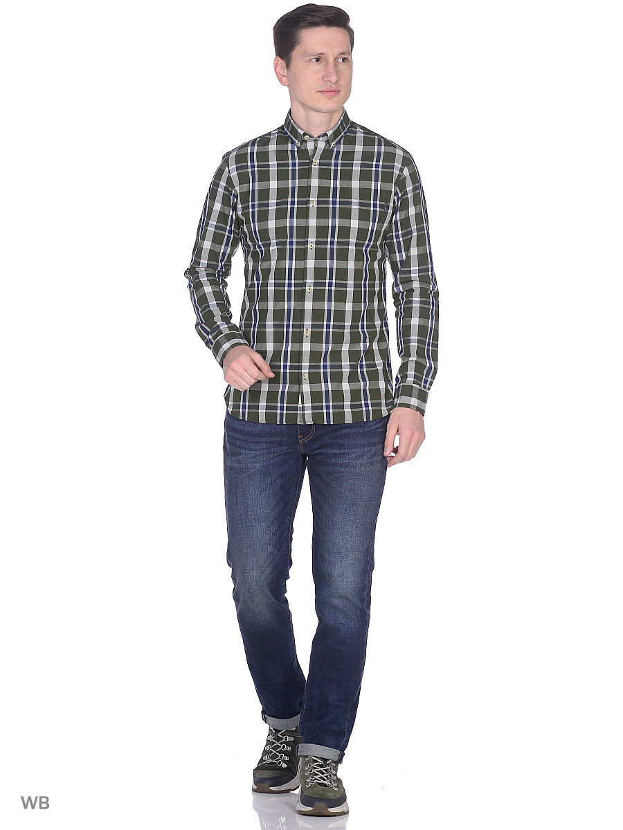 Рубашка Jack&Jones 6828888 в интернет-магазине Wildberries