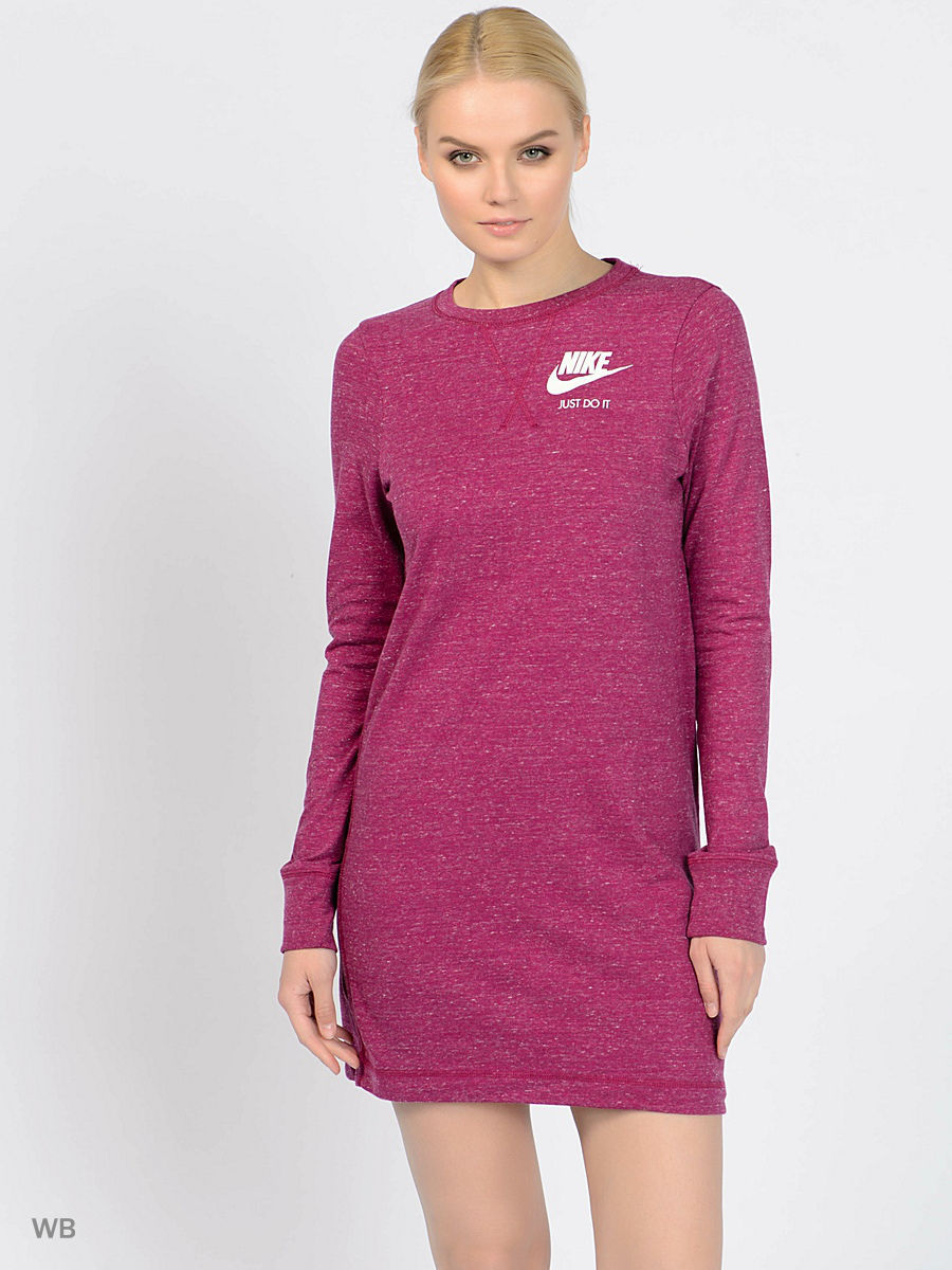 c720682b Платье W NSW GYM VNTG DRESS Nike 7108934 в интернет-магазине ...