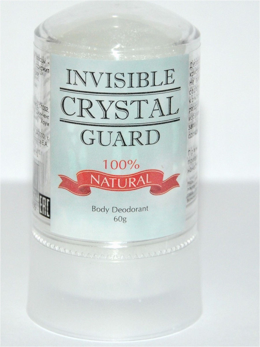 Дезодорант, INVISIBLE CRYSTAL GUARD