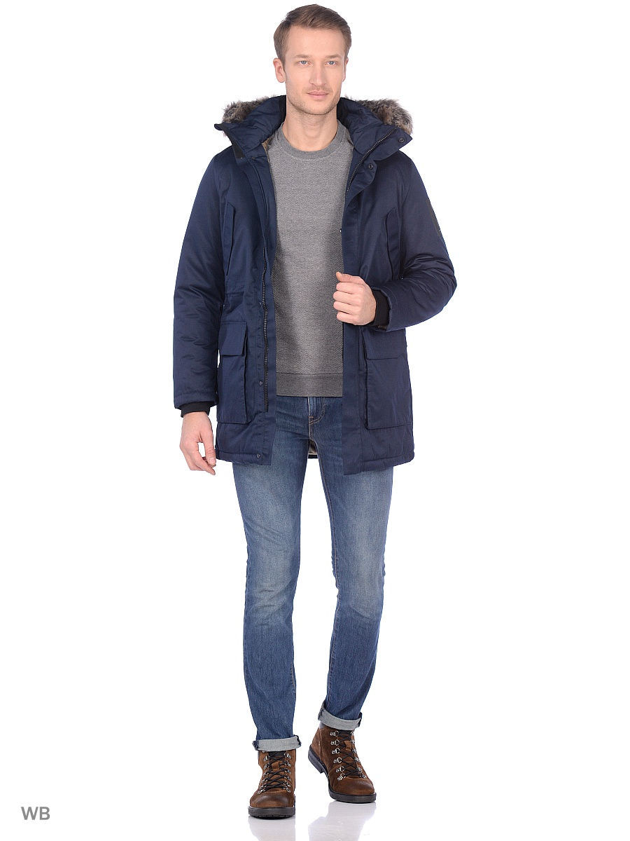 Парка Jack&Jones 9691414 в интернет-магазине Wildberries