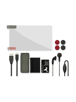 Nintendo Switch 7-Piece Accessory Kit for Switch Console (SL-330600-BK) Speedlink
