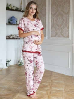 Pajamas for pregnant and lactating ФЭСТ