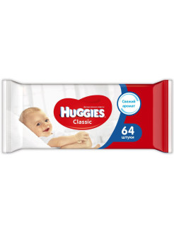 Wet tissues HUGGIES