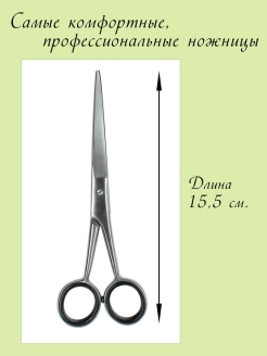 Hairdresser's scissors SNIP SNAP