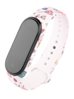 Strap for Xiaomi Mi Band 3/4 Fitness Bracelet 12Pears