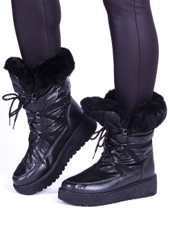 Padded boots YouMe
