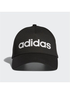 Кепка DAILY CAP           BLACK/WHITE adidas