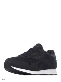 Кроссовки REEBOK ROYAL CL JOG BLACK/TRGRY8/WHITE Reebok