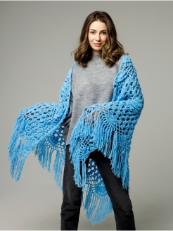 Shawl A.sabell' mode