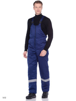 Work overalls, reflective parts S.Berg