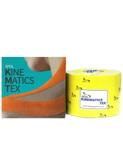 Kinesio tape SPOL Kinematics Tex