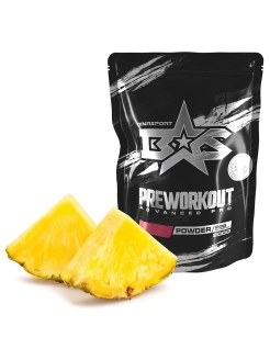 Pre-workout Advanced Pro (Ананас) , 200гр. Binasport