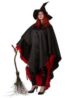 "Carnival costume ""Witch"" (d / adult) Батик"