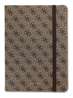 Case for iPad Air (2019) 4G collection Folio Brown GUESS