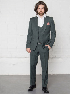 Three piece suit Mason Grace
