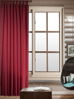 Interior curtains, hinged curtains Nadzejka