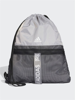 Мешок для обуви 4ATHLTS GB          GRETWO/BLACK/WHITE adidas