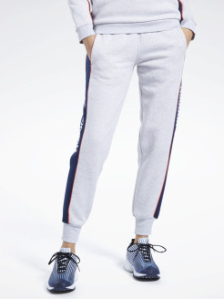 Брюки CL F LINEAR PANTS   LGREYH Reebok