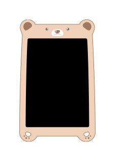 Планшет для рисования color 8,5 (Newsmy: S85 color bear) LCD Writing Tablet
