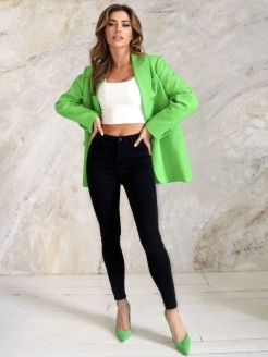 Denim High Rise Skinny Jeans aliber