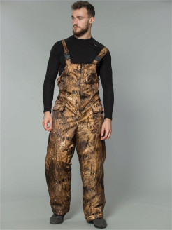 Bib Overalls, double buckle S.Berg