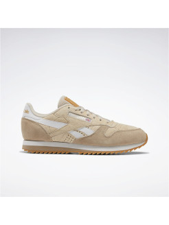 Кроссовки CL LEATHER MU       SANDBE/MODBEI/PORCEL Reebok