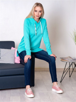 "Sweatshirt ""Stella"" WITH STREET"