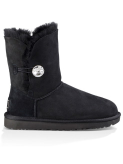 Угги Bailey Button Bling UGG
