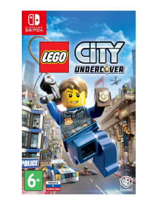 Lego City Undercover [Nintendo Switch, русская версия] WB Interactive