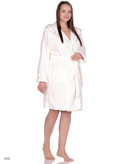 Bathrobe Ecocotton