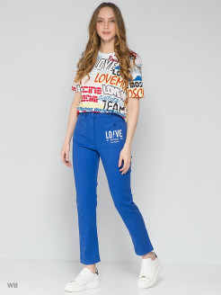 Trousers Love Moschino